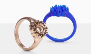 تاثیر پرینتر سه بعدی در طراحی جواهرات
