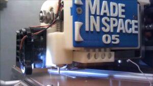 ساخت تجهیزات فضایی با پرینت سه بعدی