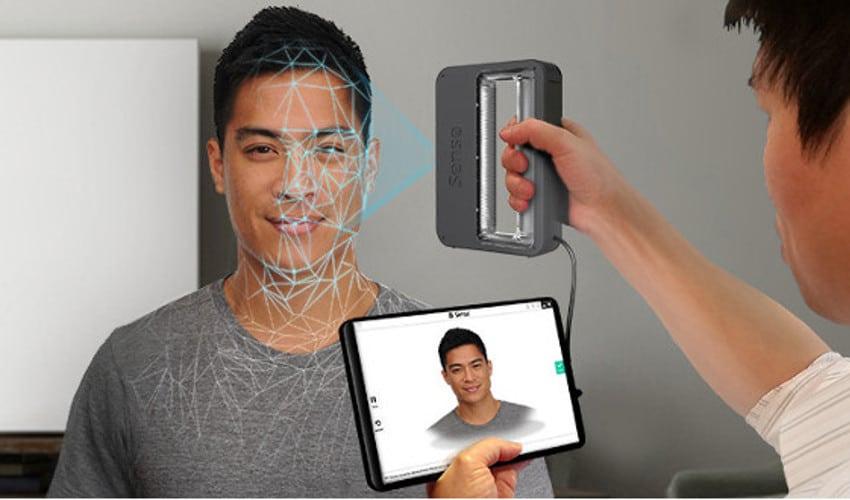 معرفی اسکنر سه بعدی سنس Sense و ویژگی های آن