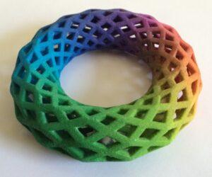 آشنایی با پرینتر سه بعدی Binderjet