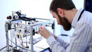 پرینت سه بعدی فناوری کاربردی در دنیای صنعت