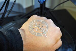 ساخت مدار الکترونیکی با پرینتر سه بعدی