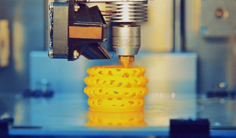 پرینت سه بعدی FDM