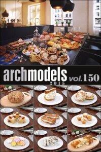 آرچ مدل (مدل های سه بعدی غذا)