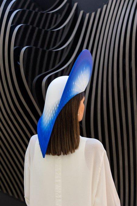 پرینت سه بعدی کلاه