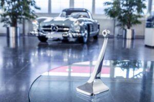 ساخت قطعات یدکی خودروهای کلاسیک با پرینتر سه بعدی توسط شرکت مرسدس