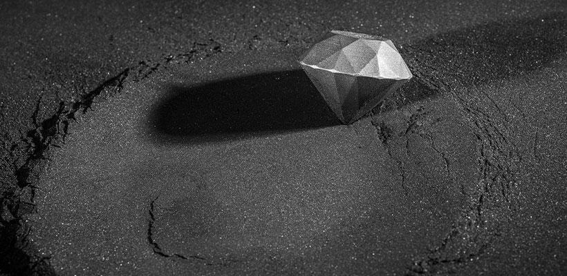 پرینت سه بعدی الماس صنعتی توسط شرکت Sandvik