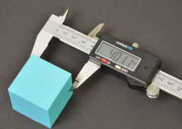 منظور از دقت پرینت سه بعدی چیست؟