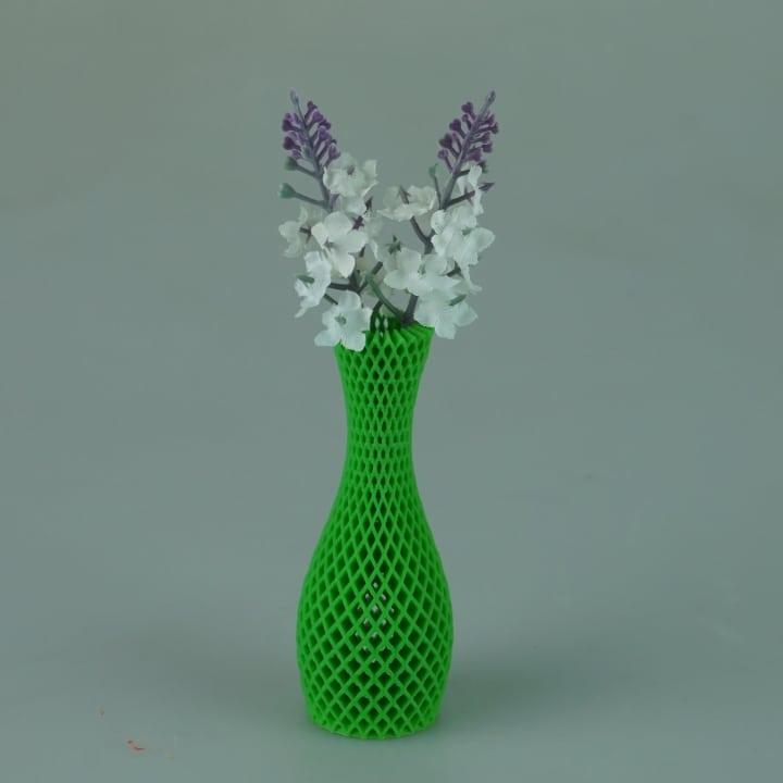 پرینت سه بعدی گلدان