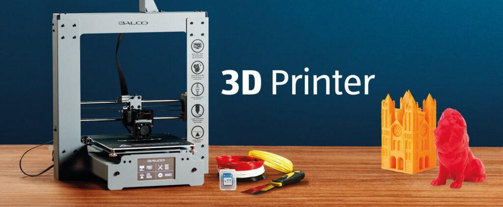 روش محاسبه هزینه پرینت سه بعدی