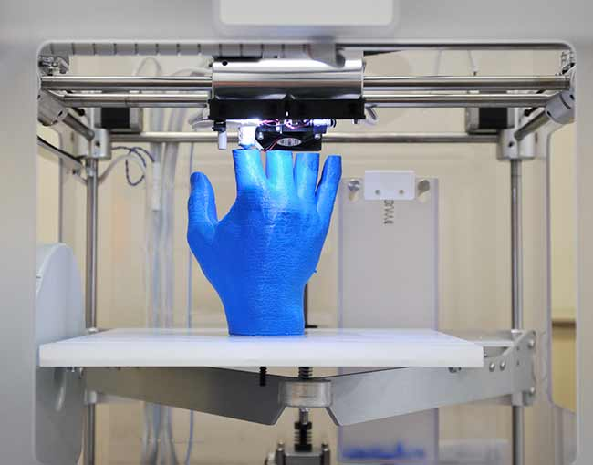 آشنایی با تکنولوژی های پرینت سه بعدی