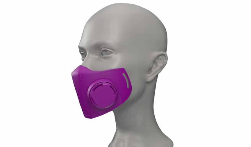 ساخت ماسک با پرینتر سه بعدی امکان پذیر شد
