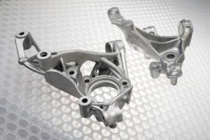 قطعات پرینت سه بعدی فلز در پروژه های شرکت آئودی
