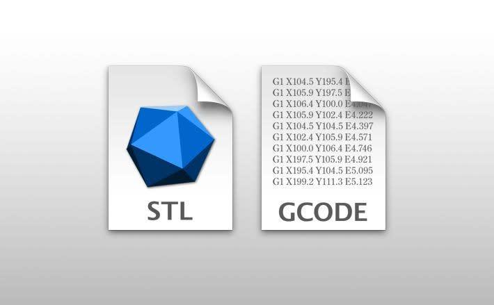 آشنایی با G-Code  در پرینترهای سه بعدی