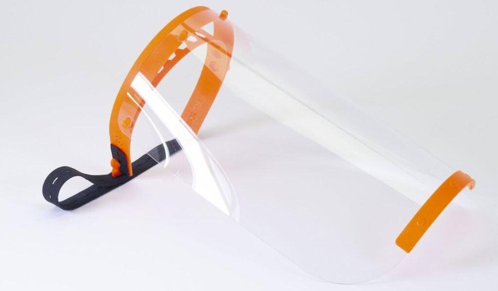 مدل سه بعدی محافظ صورت Prusa