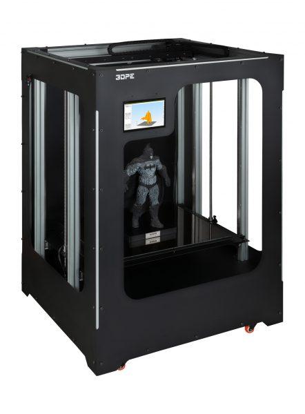 پرینتر سه بعدی مدل تراست