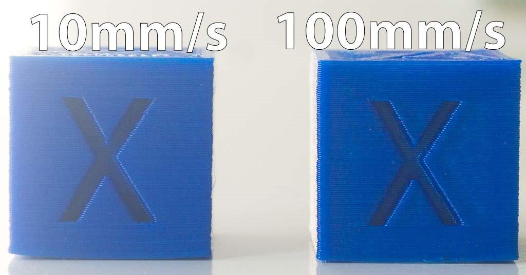 سرعت پرینتر سه بعدی